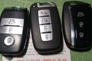làm chìa khóa xe kia giá rẻ tại hcm lh 0966 81 38 48