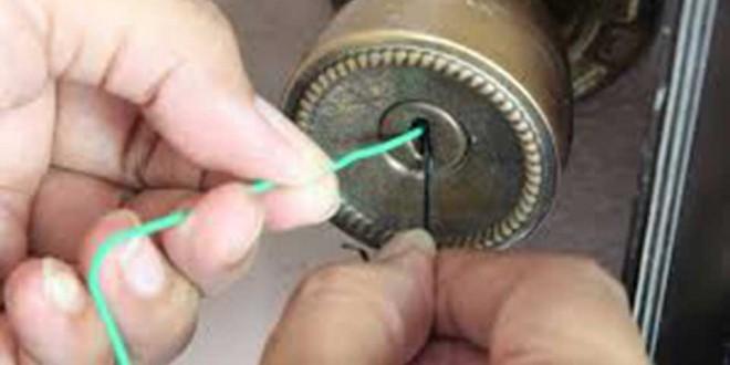 Cách mở khóa & sửa khóa tay nắm tròn chuyên nghiệp