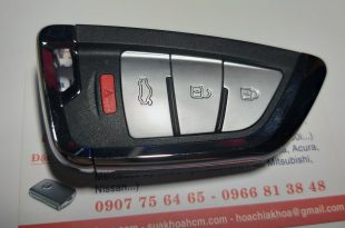 làm chìa khóa xe hơi giá rẻ khu vực quận 5 lh 0966813848